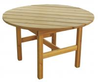 Click to enlarge image Garden Table - Will accommodate four Garden Chairs